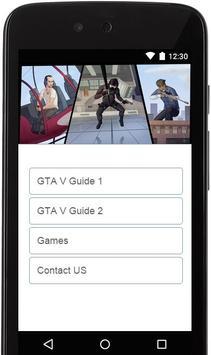 Guide For GTA 5 Online apk screenshot