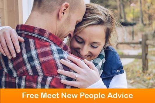 Free Meet New People Advice apk screenshot