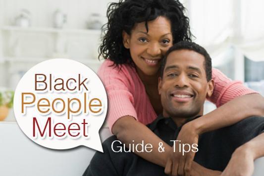 Free Black People Meet Guide apk screenshot