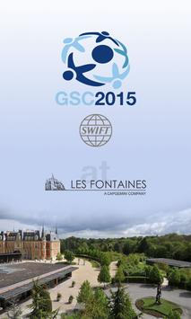 GSC 2015 poster