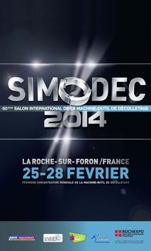 SIMODEC 2014 poster