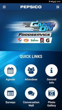 2015 Foodservice AOP poster