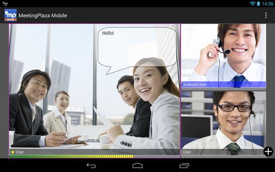 MeetingPlaza Mobile 8 poster