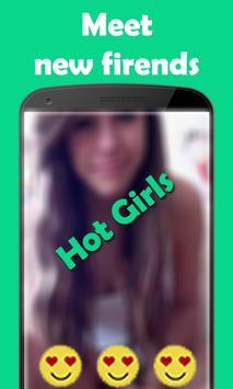 Random Video Chat HotGirl Tips apk screenshot