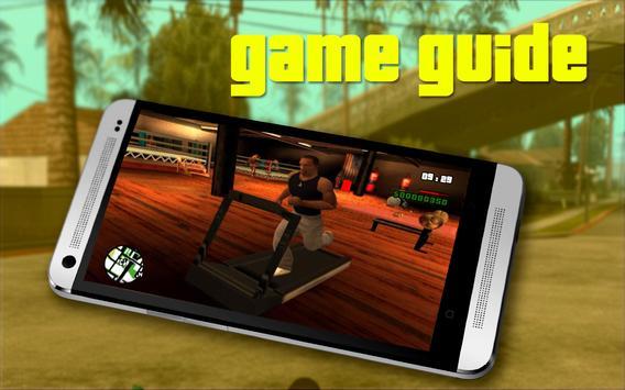 Guide GTA San Andreas Free apk screenshot