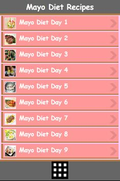 Mayo Diet Recipes poster