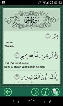 Yasin dan Doa Tahlil apk screenshot
