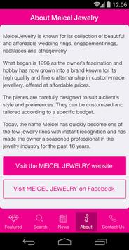 Meicel Jewelry poster