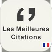 Citations en Français icon