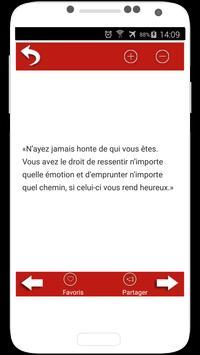 Citations en Français apk screenshot