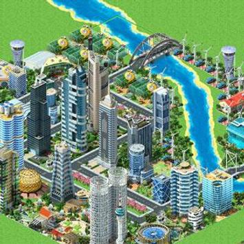 Guide for Megapolis poster
