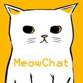 Meet New People MeowChat Tips icon