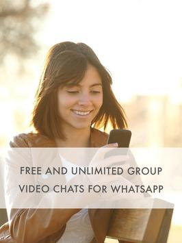 Video calls WhatsApp Guide poster
