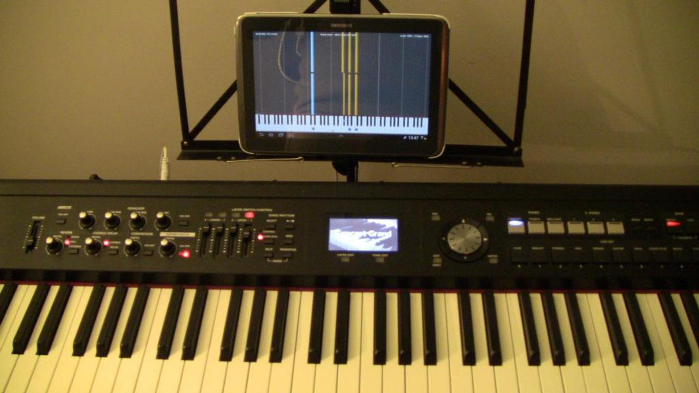 midi melody digital piano apk download free music audio app for android. Black Bedroom Furniture Sets. Home Design Ideas