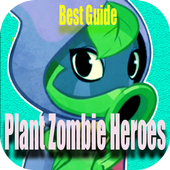 Best Guide Plant Zombie Heroes icon