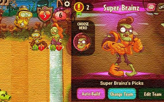 Best Guide Plant Zombie Heroes apk screenshot