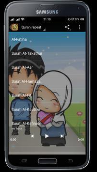 Memorize the Quran apk screenshot