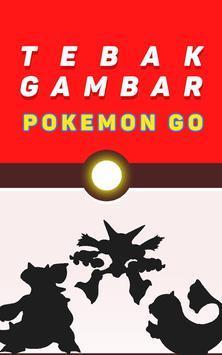 Tebak Gambar Pokemon Go poster