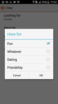 Member Date apk screenshot