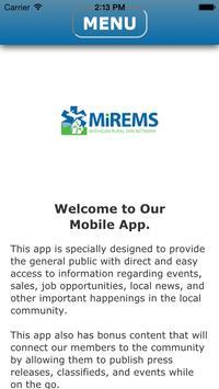 Michigan Rural EMS Network poster