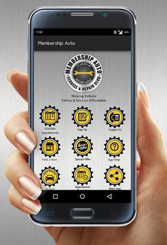Membership Auto poster
