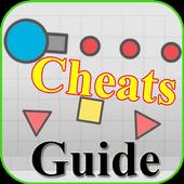Guide Cheats For Diep.io icon