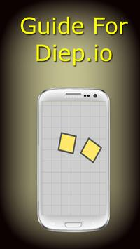 Guide Cheats For Diep.io poster