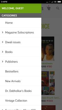 Menakabooks apk screenshot