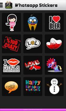 Love Stickers Chat apk screenshot