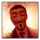 Anonymous Mask Hacker Maker icon