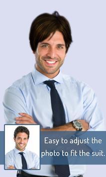 Men Hairstyle Changer apk screenshot