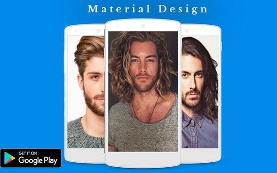 hair styles for men 2017 poster
