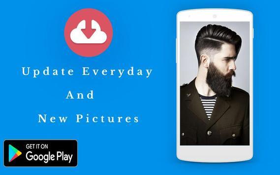 hair styles for men 2017 apk screenshot