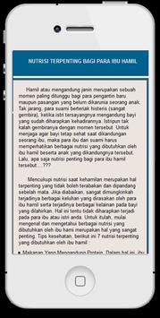 Tips Makan Sehat apk screenshot