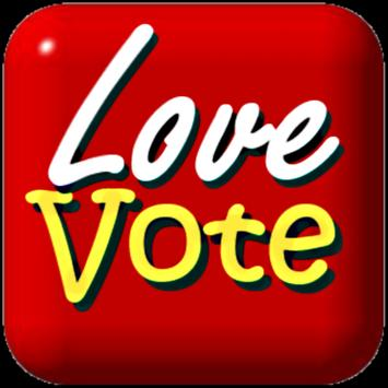 Lovevote for Android poster