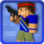 Best Weapons Mod for Minecraft icon