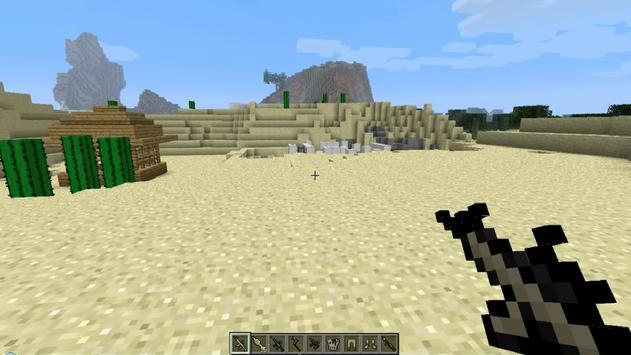 Best Weapons Mod for Minecraft apk screenshot