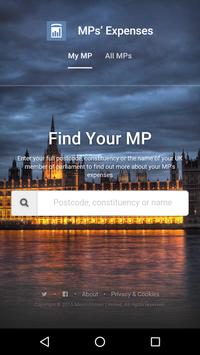 MPs' Expenses poster