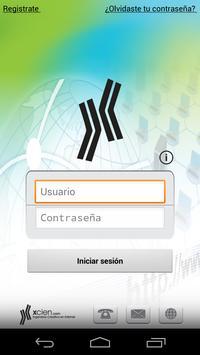 XCIEN - Portal de Clientes poster