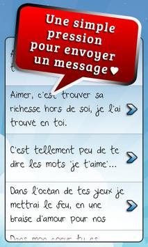 Citations d'Amour et Poèmes <3 apk screenshot