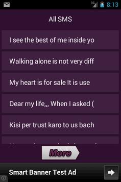 MESSAGING App apk screenshot