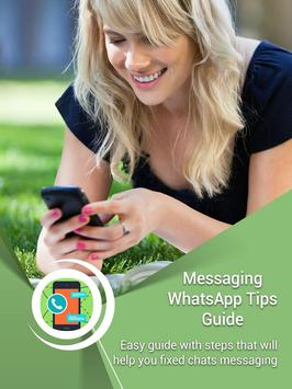 Messaging WhatsApp Tips Guide poster