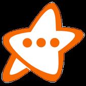 Stars: Private, Fun Messaging icon