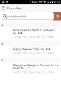 Wire & Cable Guangzhou apk screenshot