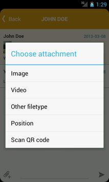 Mobile Response Messaging apk screenshot