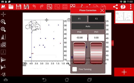 MestReNova (Mnova Tablet) apk screenshot