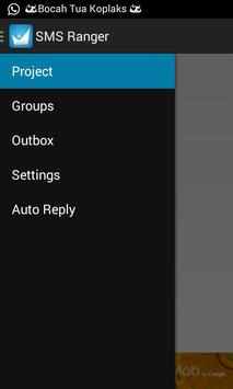 SMS Ranger apk screenshot