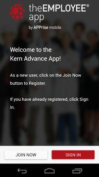 Kern Advance apk screenshot