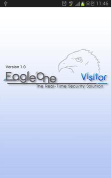 EagleOne Visitor poster