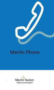 Merlin Phone poster